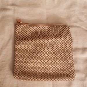 Ipsy Cosmetic Bag Pink NWOT